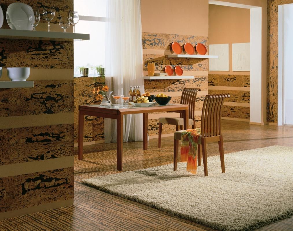 10 ventajas del suelo de corcho reformaster - Planchas de corcho para revestir paredes ...