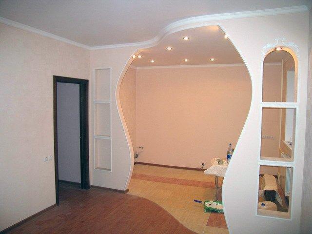 C mo arreglar las paredes y techos con pladur reformaster for Muebles de pladur para salon fotos