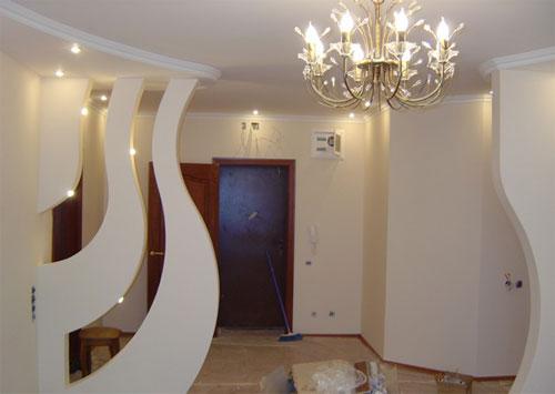 C mo arreglar las paredes y techos con pladur reformaster - Paredes de pladur ...