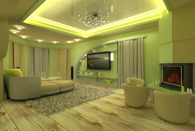 C mo arreglar las paredes y techos con pladur reformaster for Techos para salones