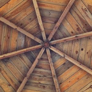 Como hacer techo de madera