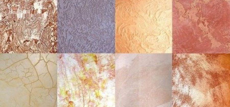Cómo decorar las paredes con estuco decorativo