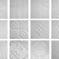 Azulejos de techo – un hermoso acabado con sus propias manos