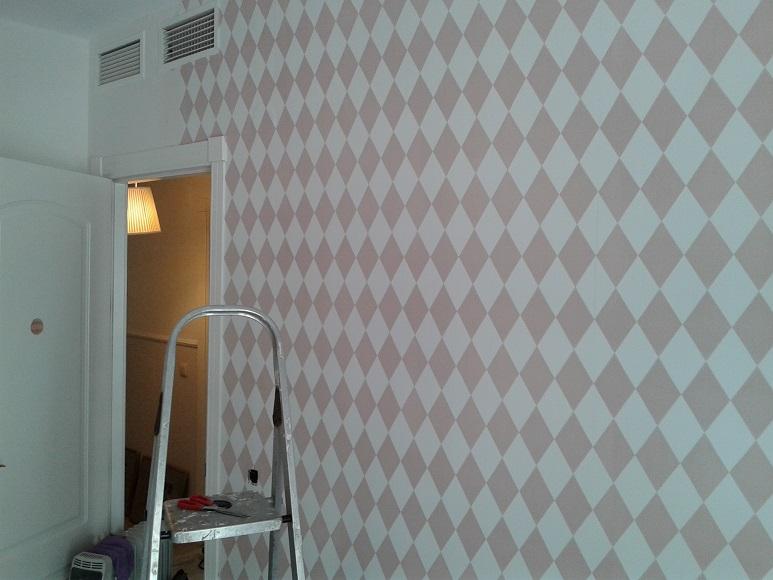 Azulejos ba o sueltos - Papel pintado para azulejos ...