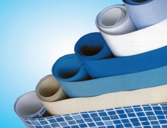 Lamina impermeabilizante pvc para las piscinas pasos de - Laminas decorativas para pared ...