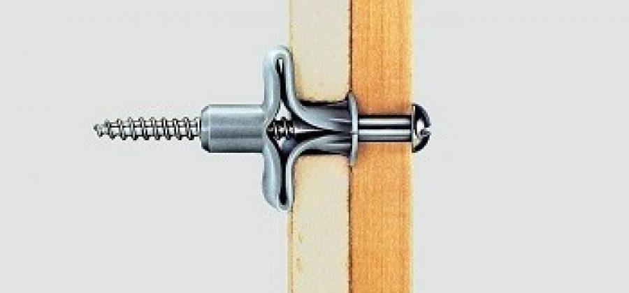11 tipos de tacos para pladur (para pared y techo)