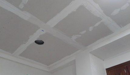 Cómo reparar una pared de pladur (techo, estructuras…)