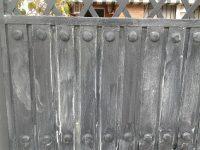 quitar la pintura de las superficies metálicas