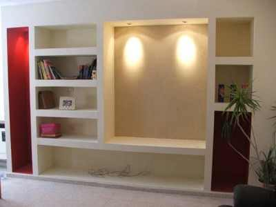 C mo hacer un armario de pladur las ventajas y pasos de - Muebles pladur para salon ...