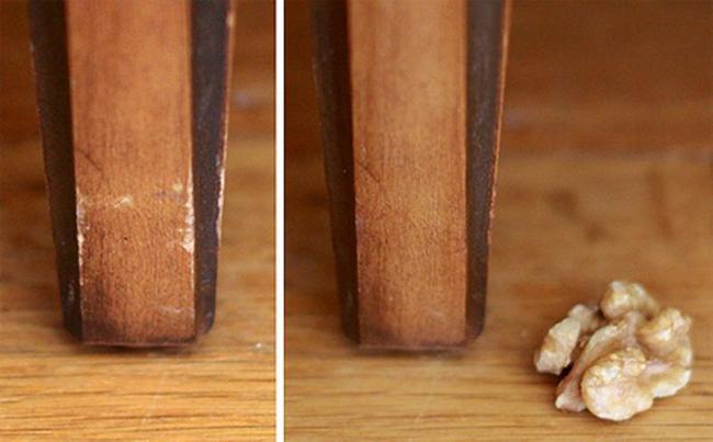 Cómo reparar parquet rayado