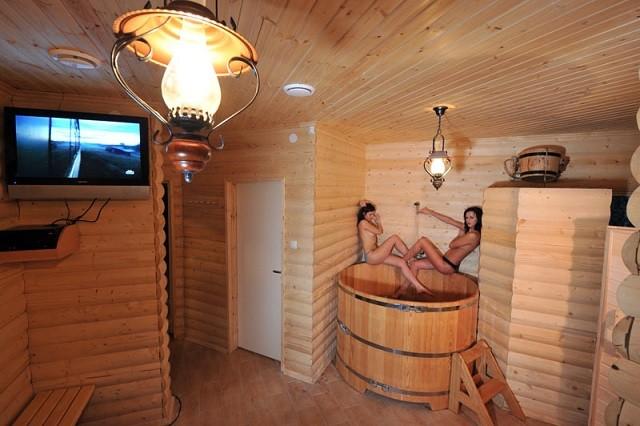 enlosar suelo sauna