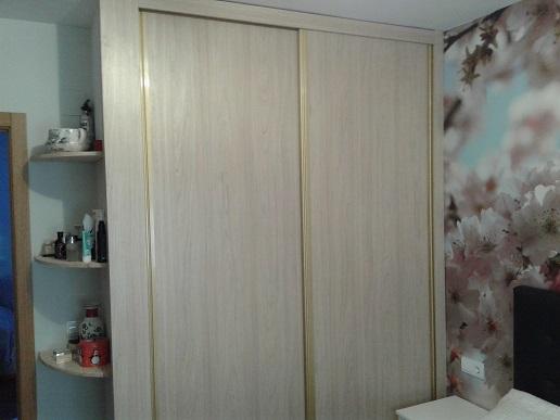 Cuanto cuesta hacer un armario empotrado con sus propias for Reformar puertas