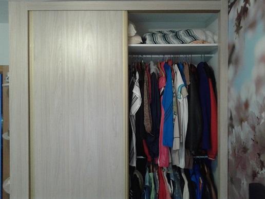 hacer un armario empotrado