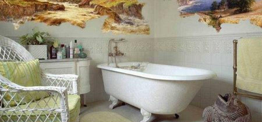 Cómo decorar un cuarto de baño – fotos