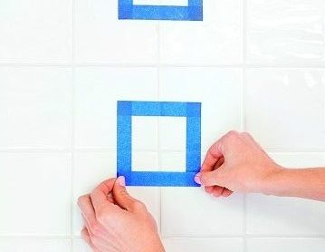 C mo pintar azulejos para renovar la decoraci n reformaster - Pintura para pintar azulejos ...