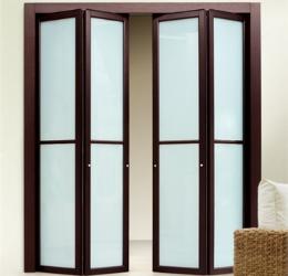 8 ventajas de la puerta corredera plegable reformaster - Hacer puerta corredera barata ...