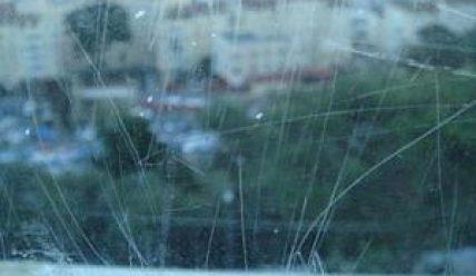 Cómo eliminar los arañazos de vidrio