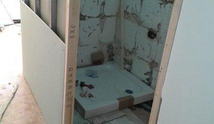 Reforma baño con pladur – grandes posibilidades en el diseño.