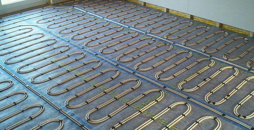 ¿Se puede reemplazar los radiadores de calefacción por suelo radiante?