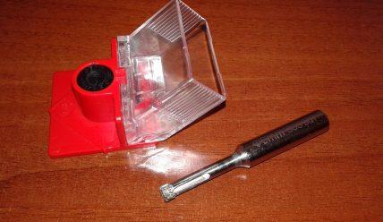 Como perforar gres porcelánico