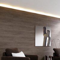Cómo colocar la tarima flotante en la pared: momentos técnicos
