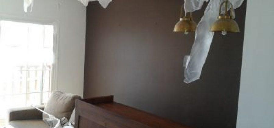 Cómo pintar paredes con pintura texturizada – pasos básicos