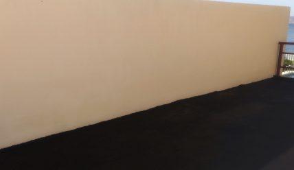 Cómo aplicar pintura impermeabilizante.